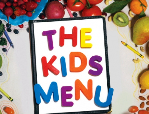 The Kids Menu (barnas meny)