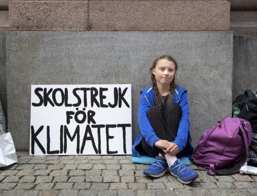 Klimastreiken: – Hvorfor støtter ikke lærerne ungdommene?