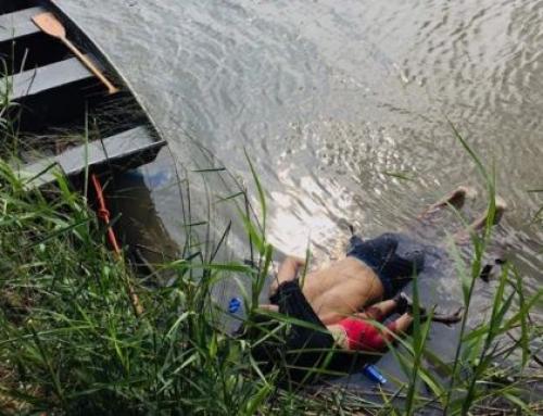 Hvor langt unna må et barn som drukner være før du slutter å bry deg?