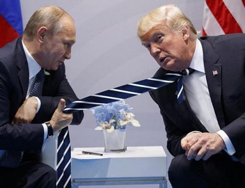 Kjære Vladimir Putin