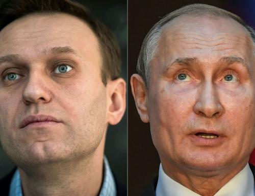 Nå Er Frøya våken Putin