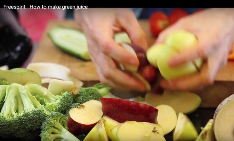 Green Juice Freespirit.no