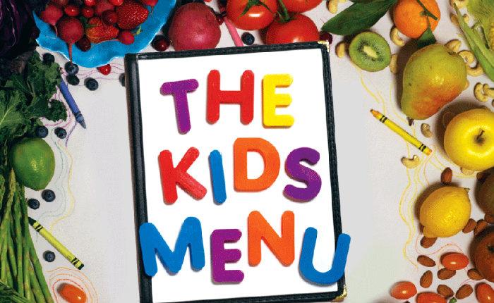 The Kids Menu (barnas meny)